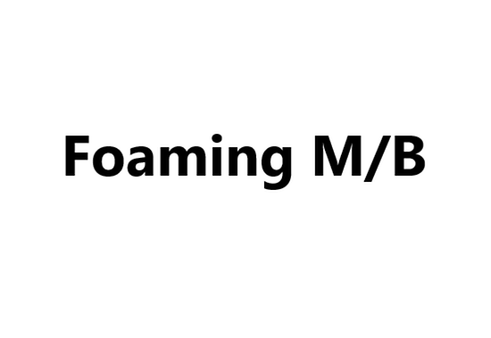 Functional Additive Master Batch - Foaming M/B