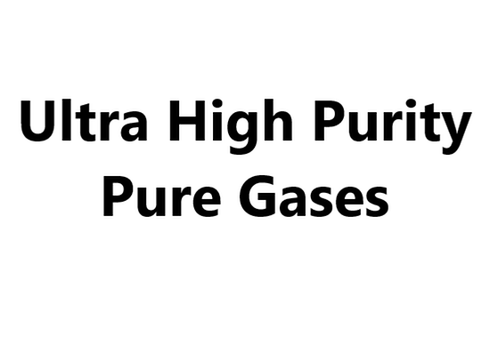 Ultra High Purity Pure Gases