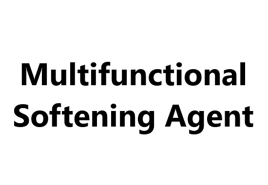 Multifunctional Softening Agent