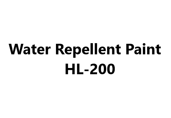 Water Repellent Paint - HL-200