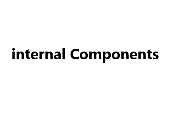 Automobile Paint - internal Components