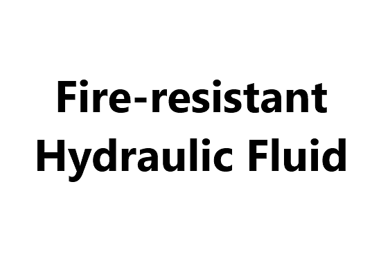 Fire-resistant Hydraulic Fluid
