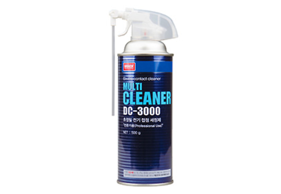 MULTI CLEANER DC-3000 (Electro Contact Cleaner) - DC-3000