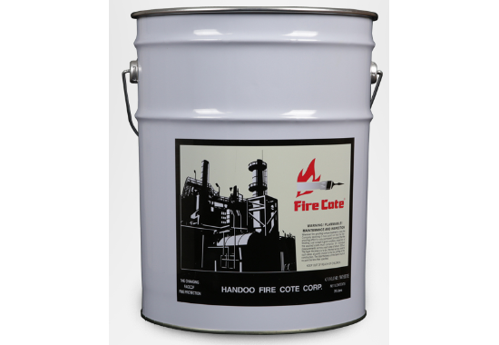 1 hour Fire Resistant Coating for Structural Steelwork - FIRE COTE X190