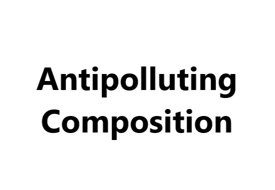 Papermaking Chemicals _ Antipolluting Composition