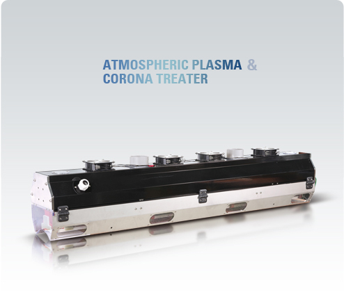 Atmospheric Plasma and Corona Treatment System