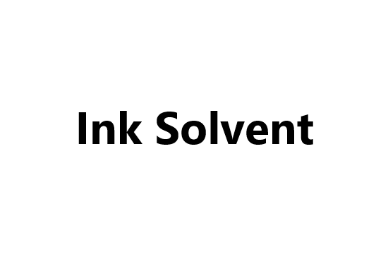 Ink Solvent