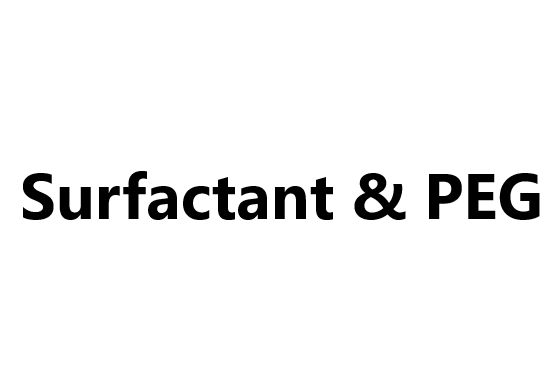 Surfactant & PEG