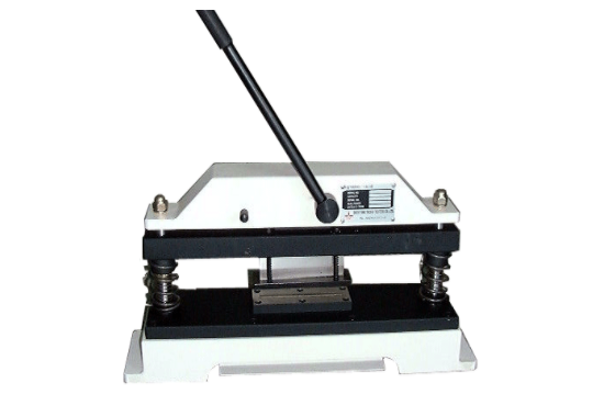 Sample Cutter for Paper