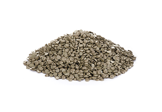 Fertilizer: sulphur bentonite
