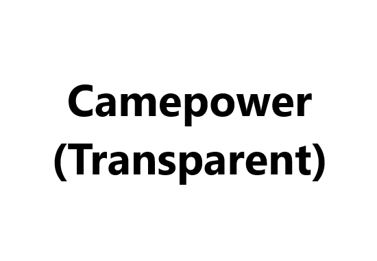 PO Coating Film _ Camepower (Transparent)
