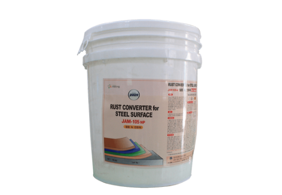 Rust Converter for Steel Surface(PVC)